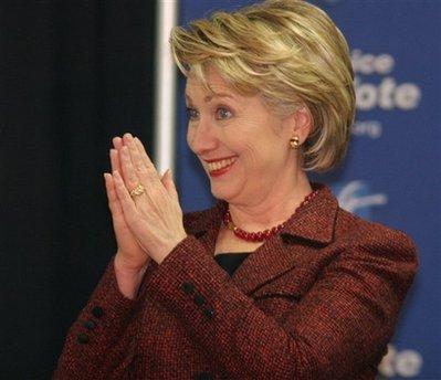 Obama Clinton Ohio