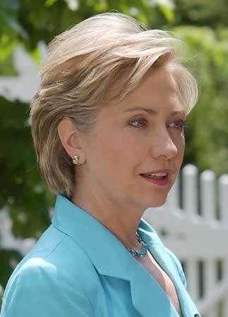Senator Hillary Rodham Clinton
