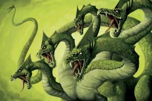 Hydra by Santiago Iborra