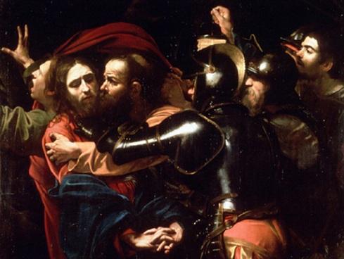 saints-judas-caravaggio