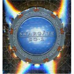 Stargate SG-1 Complete Series on DVD