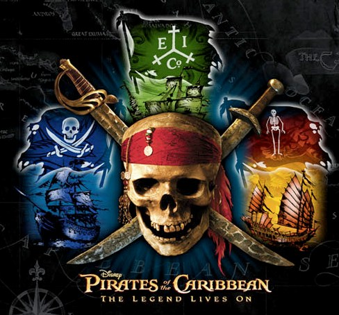disney�s pirates of the caribbean cruise the legend lives