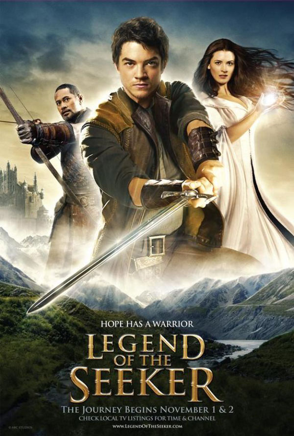 Legend of the Seeker (Legendado)