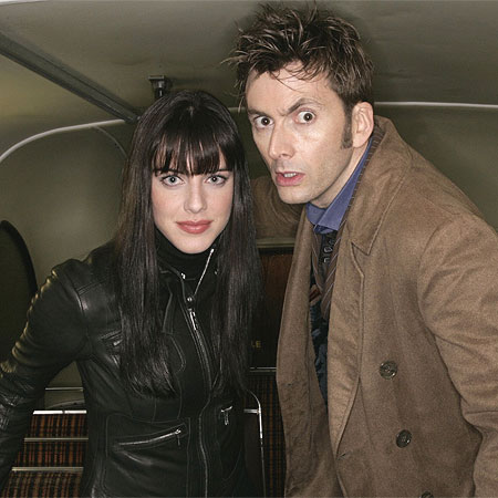 'Dr. Who: Planet of the Dead' starring David Tennant and Michelle Ryan
