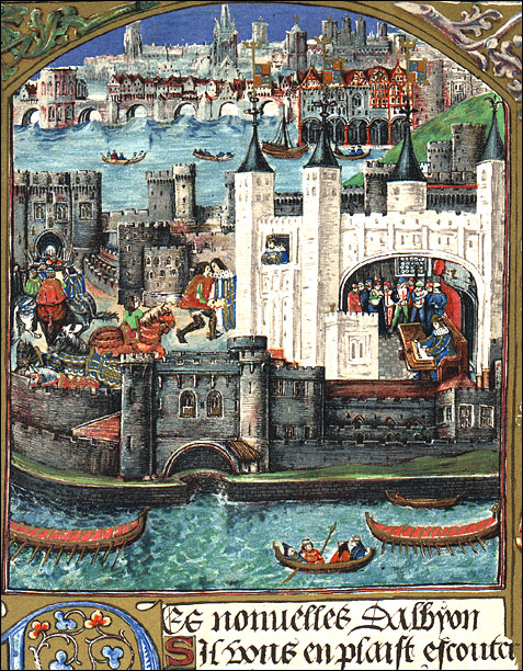 London in the time of Henry VII