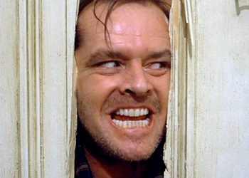 Here's Johnny!' Jack Nicholson in 'The Shining' Credit: Warner Bros. Pictures