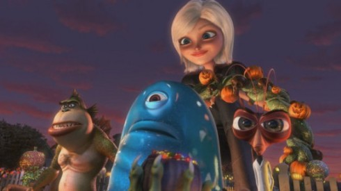 Monsters vs Aliens: Mutant Pumpkins from outer Space airs Wednesday on NBC