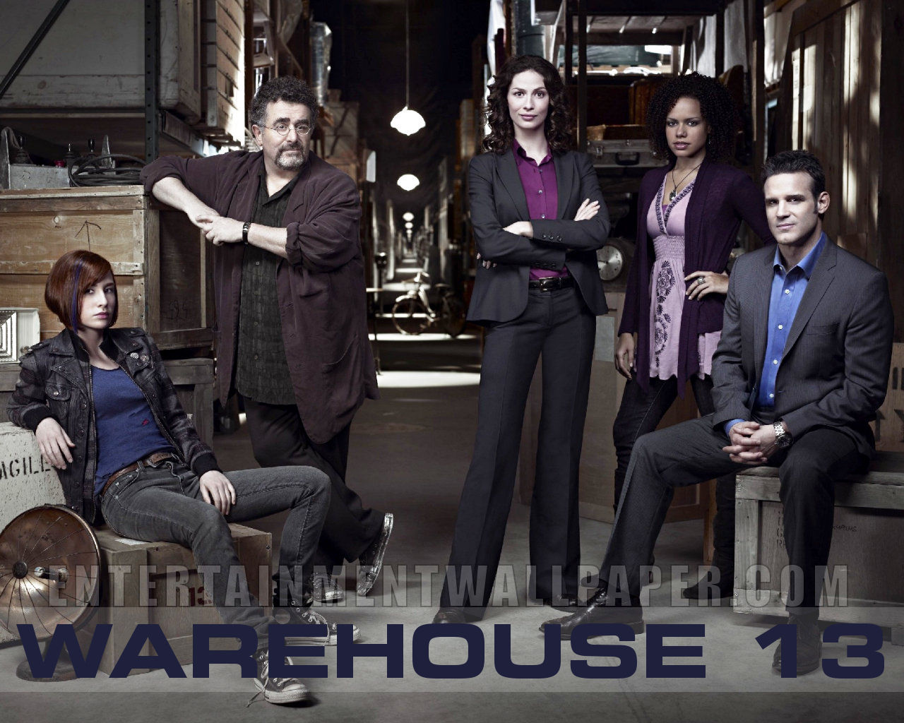 Warehouse 13 renewed for Season 3
